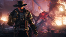Flying Wild Hog reveals Evil West - 4 screenshots