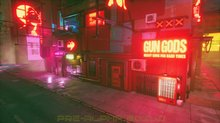 Glitchpunk revealed, a GTA 2-inspired cyberpunk-themed title - 10 screenshots