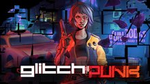 Glitchpunk revealed, a GTA 2-inspired cyberpunk-themed title - Key Art