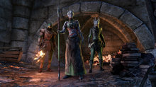 The Elder Scrolls Online unveils Blackwood chapter and Gates of Oblivion year-long adventure - Flames of Ambition screens