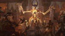 Diablo II: Resurrected trailer - Artwork