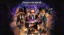 New Arkham Horror: Mother's Embrace trailer - Key Art