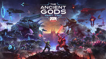 DOOM Eternal's conclusion coming tomorrow - The Ancient Gods Part Two Key Art