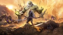 <a href=news_square_enix_presents_-22093_en.html>Square Enix Presents </a> - Marvel's Avengers Artworks