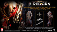 Focus unveils Necromunda: Hired Gun - The Hunter's Bounty Pre-Order Pack