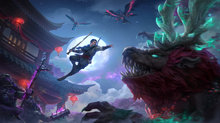 Immortals Fenyx Rising explores Chinese mythology - Myths of the Eastern Realm Artworks