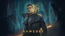 Gamedec launches September 16 - Key Art