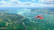Flight Simulator met à jour la France et le Benelux - Mise à jour France et Benelux -10 images