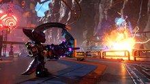 Ratchet & Clank: Rift Apart explose de mille feux  - Images maison