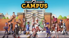 Two Point Campus formally revealed - Key Art