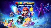 Mario + Rabbids Sparks of Hope announced - Key Art