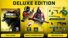 Rainbow Six Extraction to launch on September 16 - Deluxe Edition