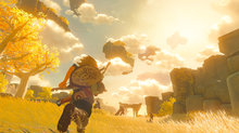 Sequel to Breath of the Wild in 2022 - Images