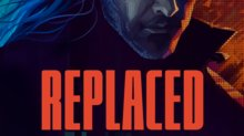 A video for Replaced - Key Art