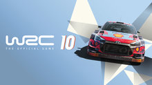 WRC 10 trailer and images - Artworks