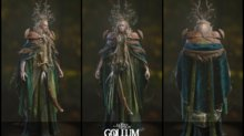 Gollum shows some gameplay and images - Characters
