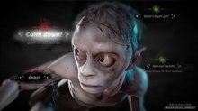 Gollum shows some gameplay and images - Screenshots