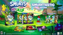 The Smurfs are coming - Various versions of the game