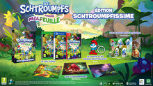 The Smurfs are coming - Various versions of the game (FR)