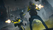 Rainbow Six Extraction showcases new trailer - Squad Artworks