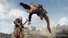 PlayStation Showcase 2021 : Les trailers en téléchargement - God of War: Ragnarok - Screens