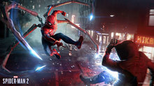 PlayStation Showcase 2021 : Les trailers en téléchargement - Marvel's Spider-Man 2 - Screens