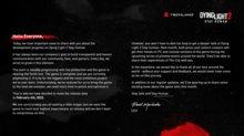 Dying Light 2 Stay Human repoussé à février 2022 - Info