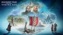 Le Discovery Tour d'Assassins Creed Valhalla daté - Discovery Tour: Viking Age Key Art