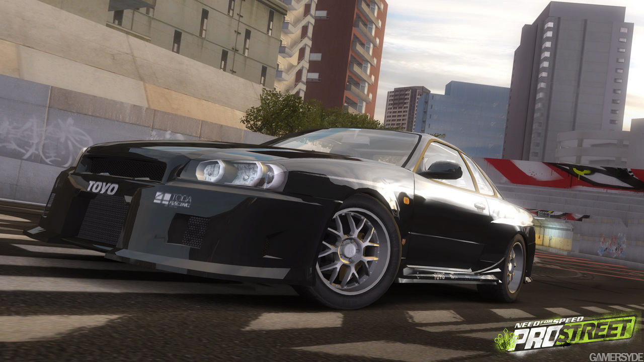 Need For Speed: Pro Street - GT-R Register - Nissan ...