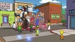Des images pour les Simpson - X360 images