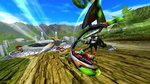 Sonic Riders gravitates in images - 18 Nintendo Wii Images