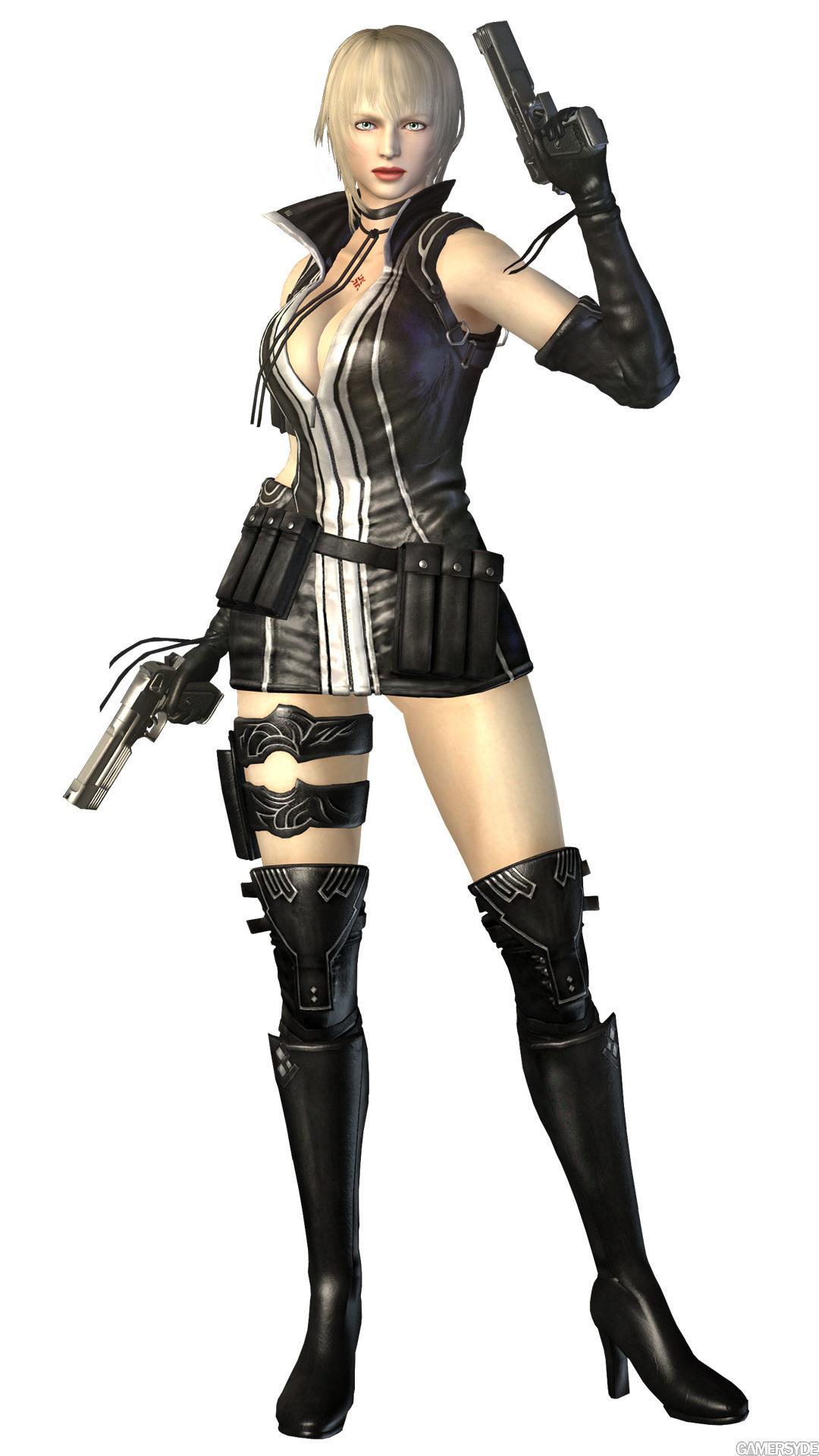 Ninja Gaiden 2 Sonia
