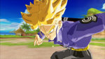 DBZ Burst Limit: Trunks and Recoome - Images