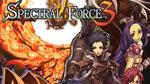 Spectral Force 3 imagé - Images & boxart