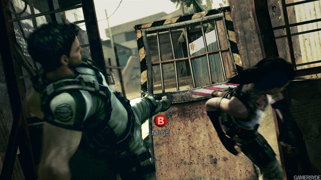 Resident evil 5 pron images nsfw pussys