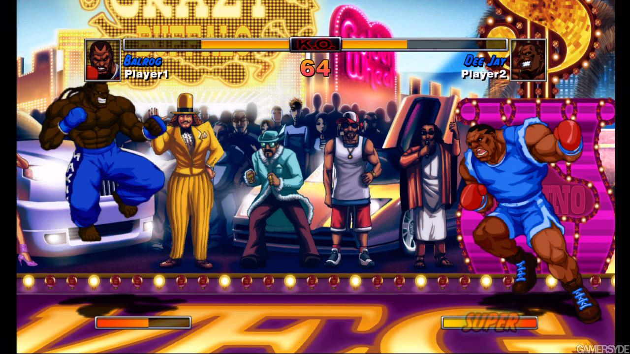 More Super Street Fighter Ii Turbo Hd Remix Images Balrog Chun