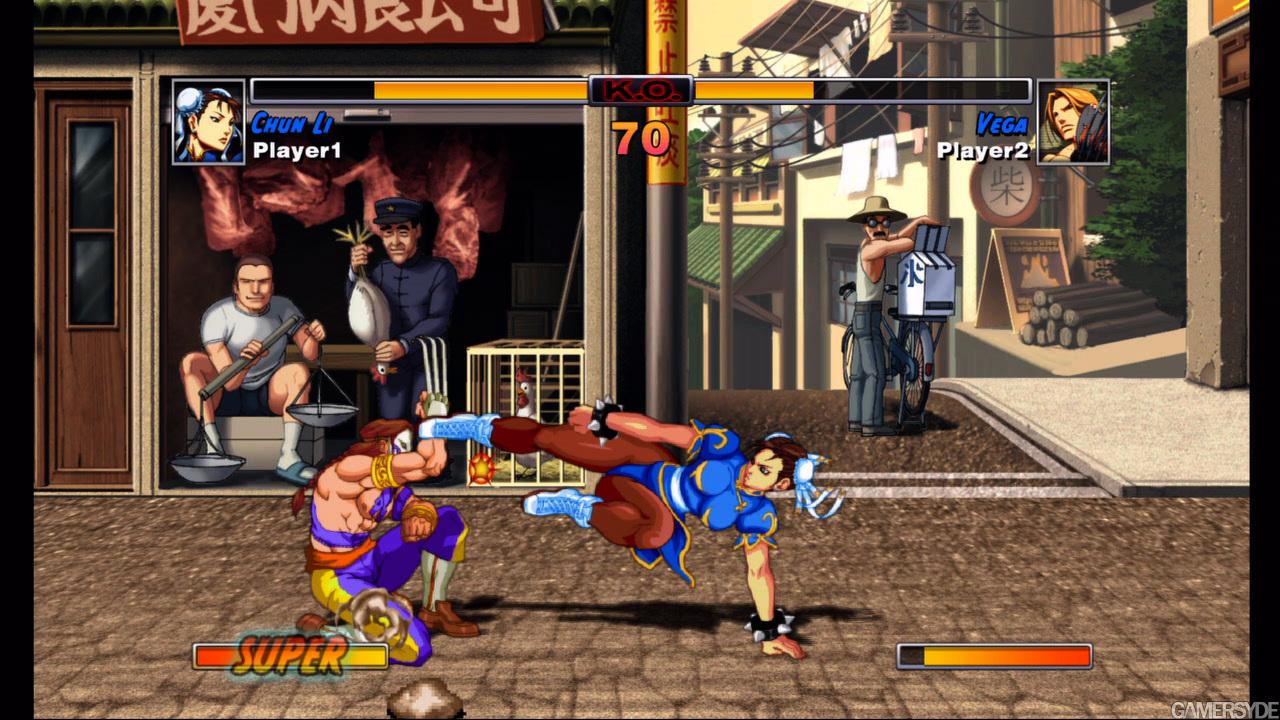 More Super Street Fighter II Turbo HD Remix images (Balrog