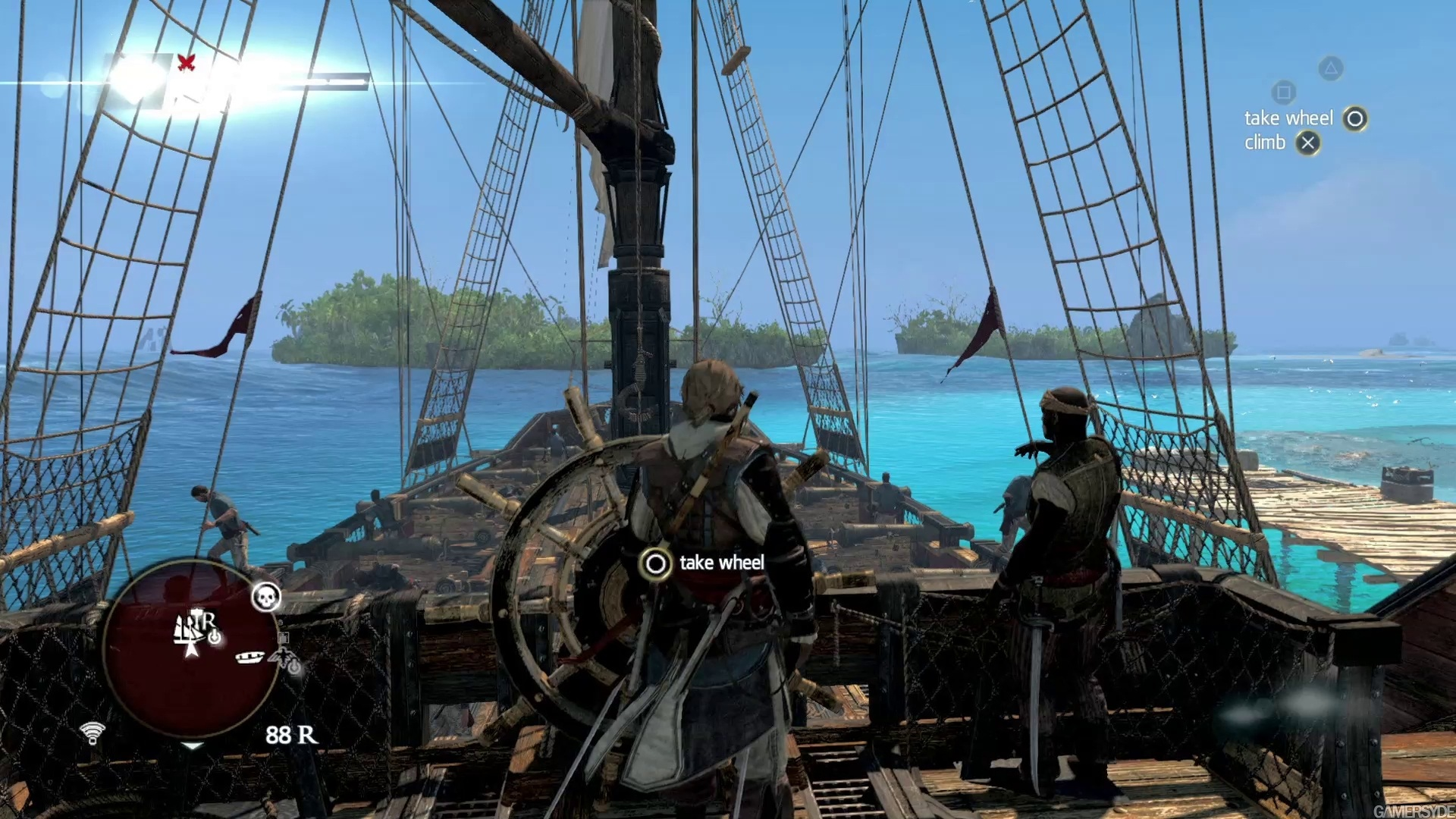 image   23118 1 0001 با تصاویر جدید Assassins Creed IV، شکار کوسه، پیدا کردن گنج ها در زیر آب و بیشتر را ببینید