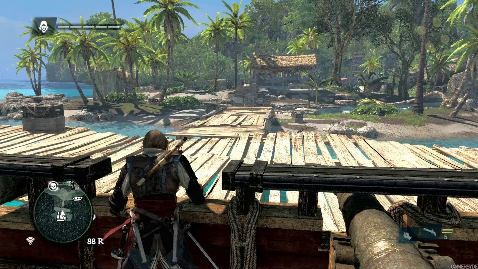 image   23118 1 0002 با تصاویر جدید Assassins Creed IV، شکار کوسه، پیدا کردن گنج ها در زیر آب و بیشتر را ببینید