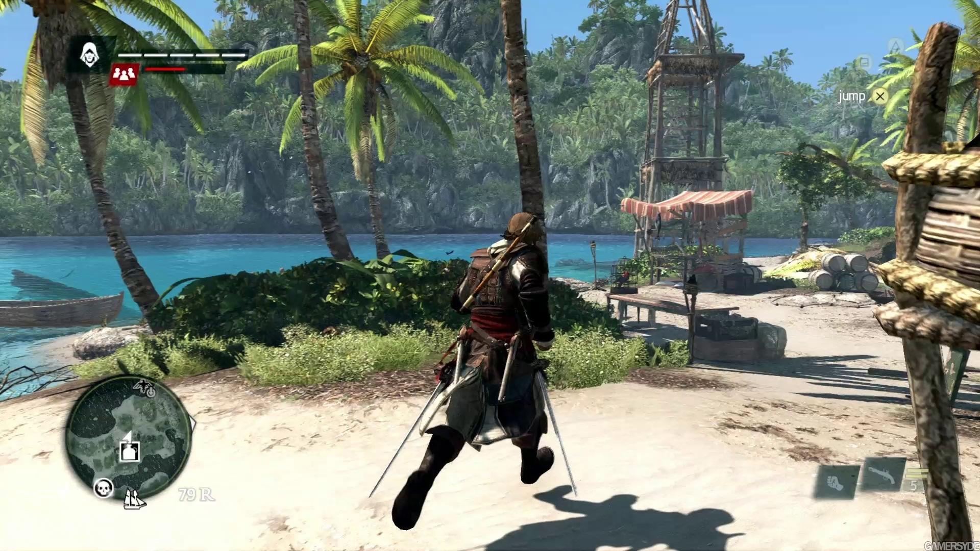image   23118 1 0005 با تصاویر جدید Assassins Creed IV، شکار کوسه، پیدا کردن گنج ها در زیر آب و بیشتر را ببینید