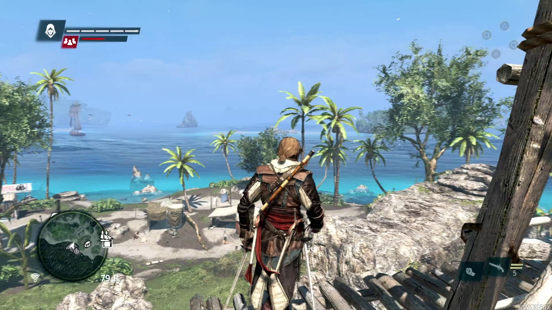 image   23118 1 0007 با تصاویر جدید Assassins Creed IV، شکار کوسه، پیدا کردن گنج ها در زیر آب و بیشتر را ببینید