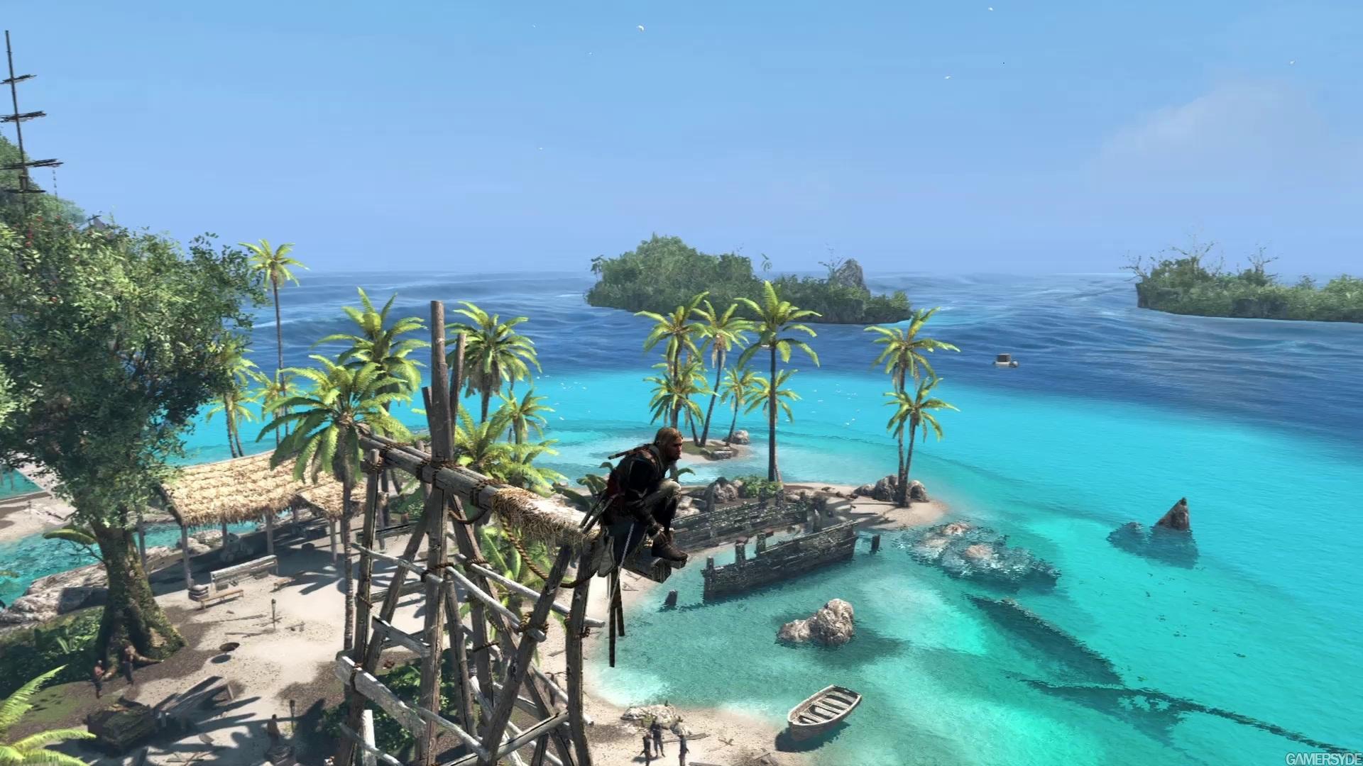 image   23118 1 0008 با تصاویر جدید Assassins Creed IV، شکار کوسه، پیدا کردن گنج ها در زیر آب و بیشتر را ببینید