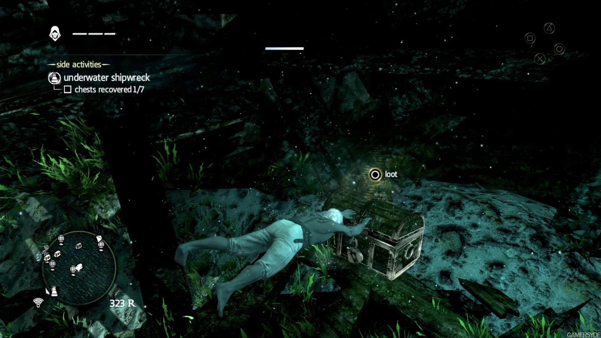 image   23118 1 0010 با تصاویر جدید Assassins Creed IV، شکار کوسه، پیدا کردن گنج ها در زیر آب و بیشتر را ببینید
