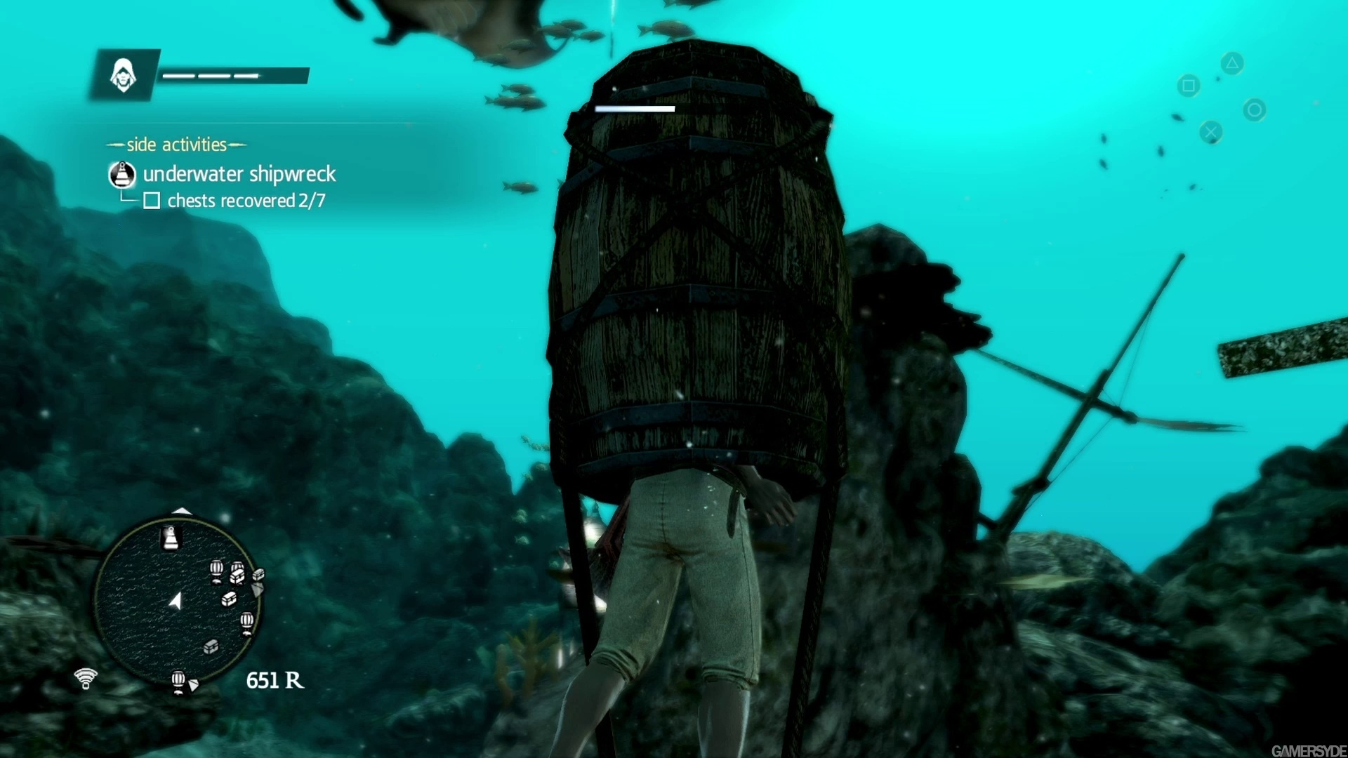 image   23118 1 0011 با تصاویر جدید Assassins Creed IV، شکار کوسه، پیدا کردن گنج ها در زیر آب و بیشتر را ببینید