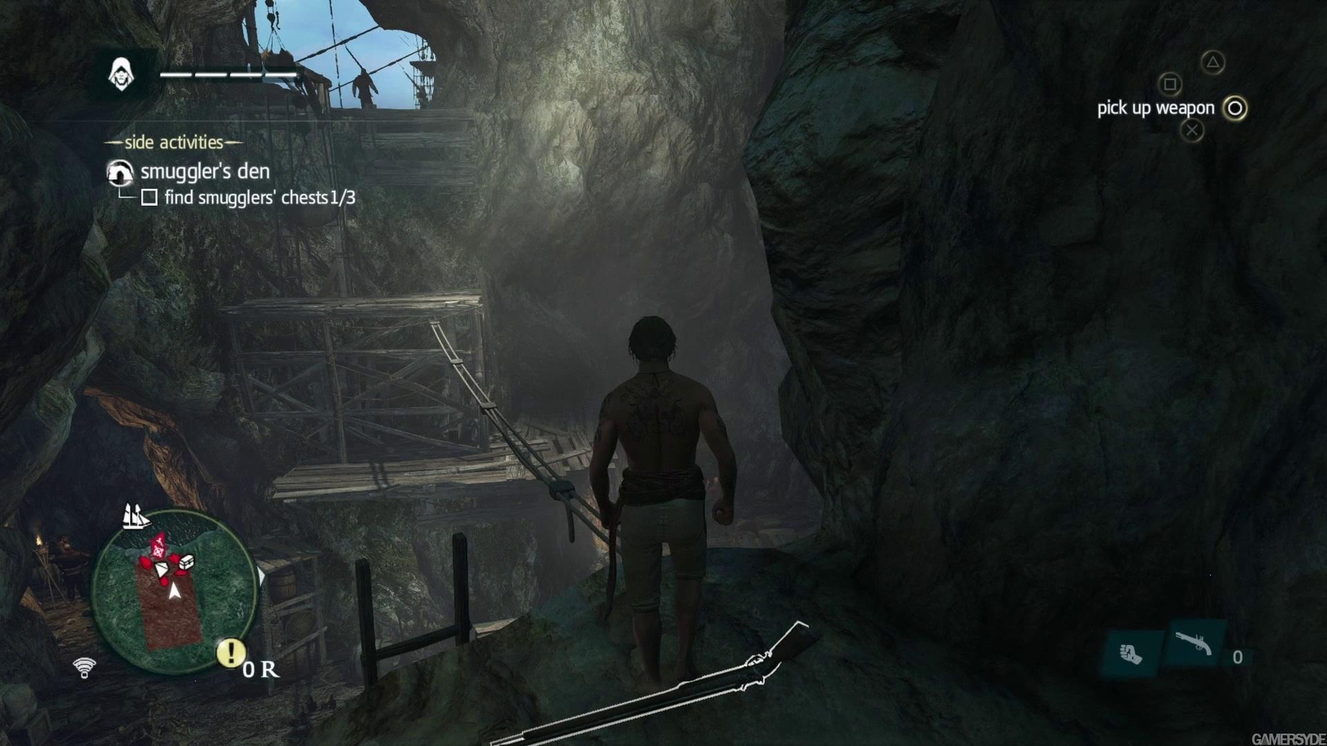 image   23118 1 0013 با تصاویر جدید Assassins Creed IV، شکار کوسه، پیدا کردن گنج ها در زیر آب و بیشتر را ببینید
