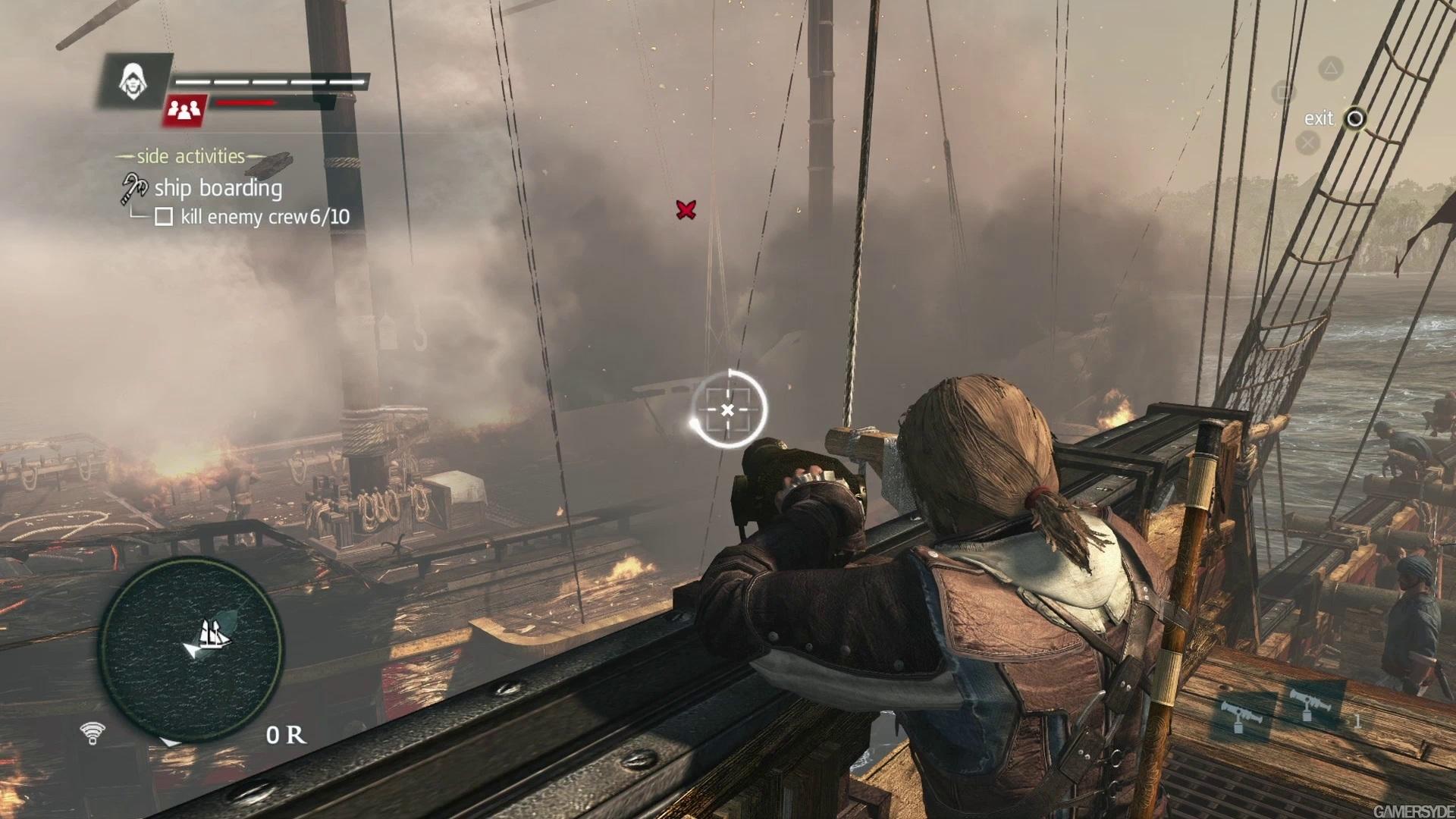 image   23118 1 0015 با تصاویر جدید Assassins Creed IV، شکار کوسه، پیدا کردن گنج ها در زیر آب و بیشتر را ببینید