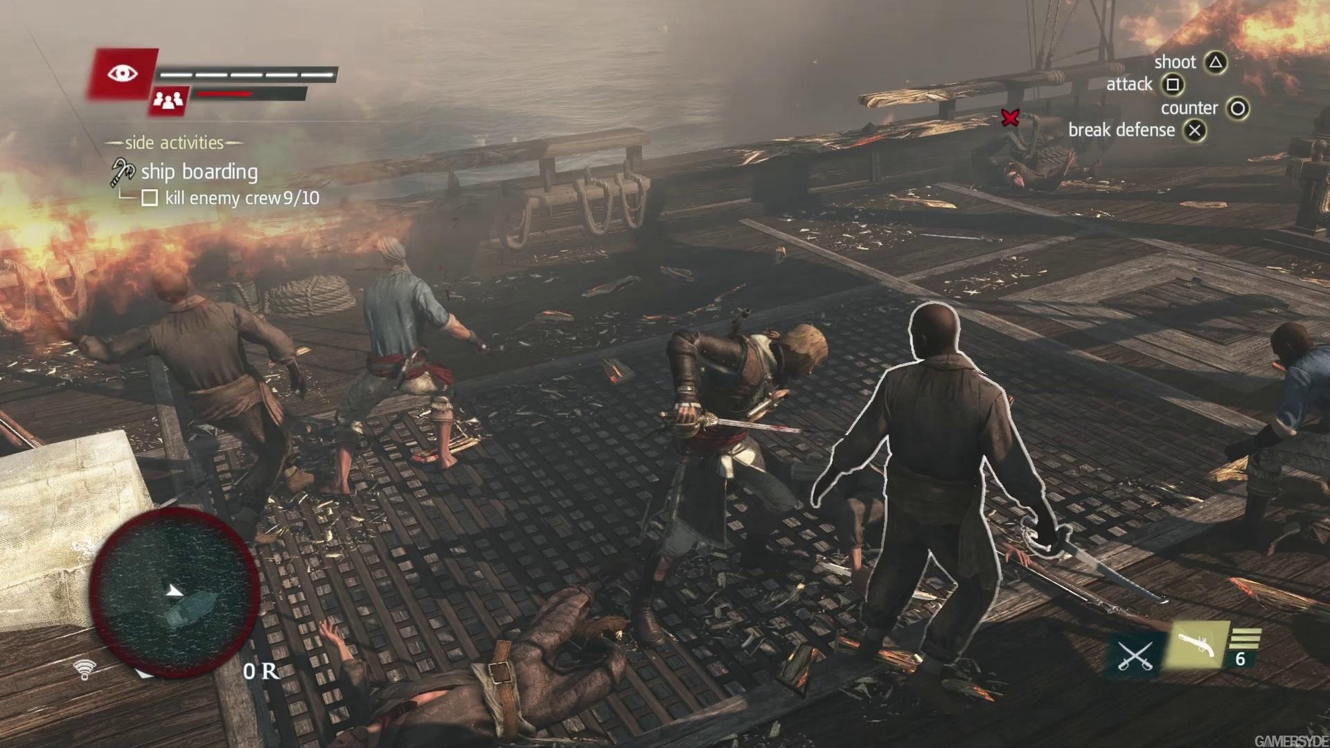 image   23118 1 0016 با تصاویر جدید Assassins Creed IV، شکار کوسه، پیدا کردن گنج ها در زیر آب و بیشتر را ببینید