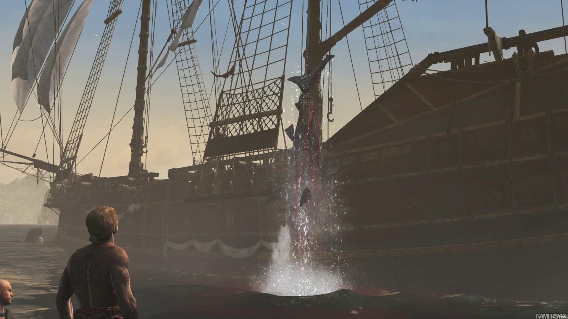 image   23118 1 0020 با تصاویر جدید Assassins Creed IV، شکار کوسه، پیدا کردن گنج ها در زیر آب و بیشتر را ببینید