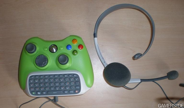 The green Xbox 360 controller - Gamersyde