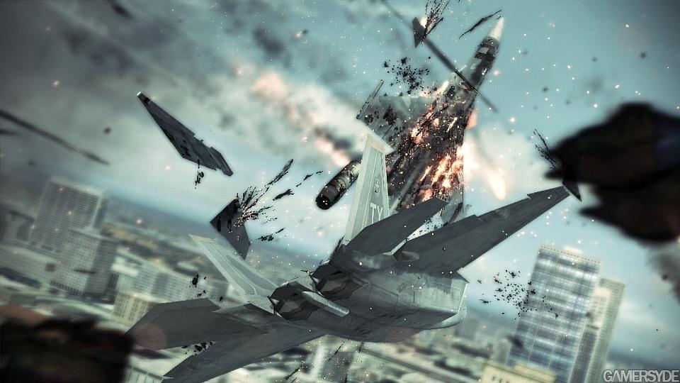 Ace Combat Assault Horizon unveiled - Gamersyde